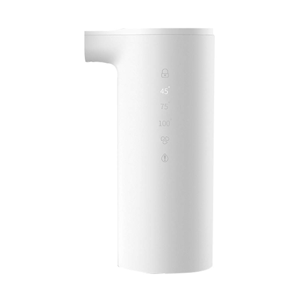 Yc Mini Instant Hot Water Dispenser, Fast Hot Water Dispenser, 3 Temperature Settings, Safety Lock, Easy to Carry, Suitable for Business Trips by Yc