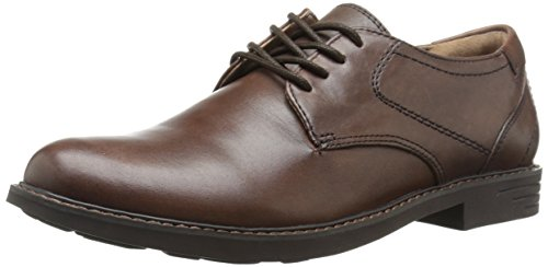 Jambu Men's New York Hyper Grip Oxford, Brown, 9.5 M US by Jambu