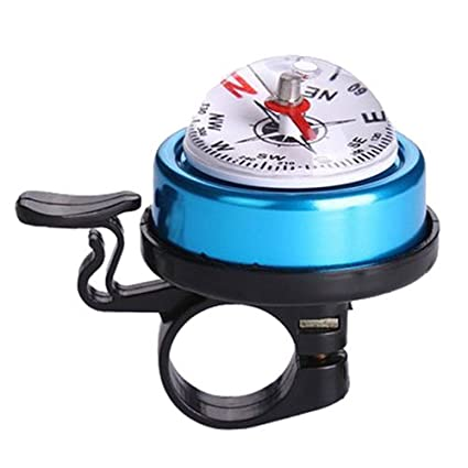 12b0d4d67285 Buy toogoo(r) Bicycle Bike Compass Style for Dia 22mm Handlebar Ring ...