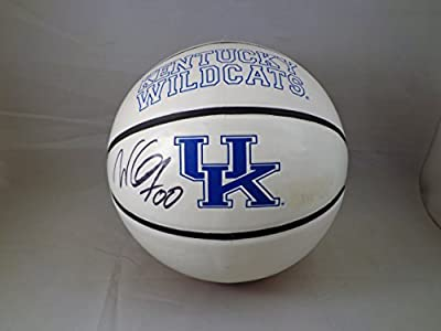 Willie Cauley-Stein - Signed University of Kentucky UK Wildcats Basketball w/ COA