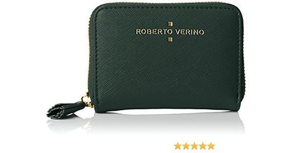 Roberto Verino 60000490831, Monedero para Mujer, 59 Verde Botella, TU: Amazon.es: Ropa y accesorios