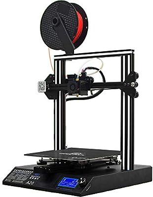GEEETECH A20 impresora 3D con base de edificio integrada, detector ...