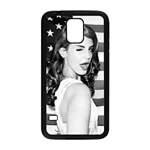 Customize Famous Star Lana Del Rey Back Cover Case for Samsung Galaxy S5