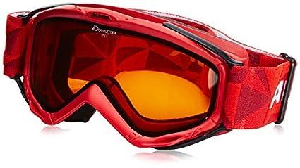 Amazoncom Alpina Spice Double Flex Goggles Red By Alpina - Alpina goggles