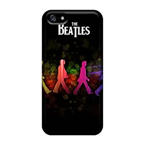 Snap-on The Beatles Case Cover Skin Compatible With Iphone 5/5s