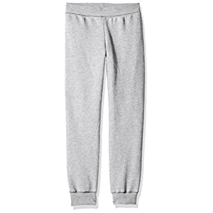 Hanes Big Girls' ComfortSoft Ecosmart Fleece Jogger Pants