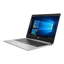 "Hewlett Packard W0S06UT#ABA EliteBook Folio G1 12.5"" FHD Notebook (Core m5-6Y54, 8GB RAM, 256GB SSD)"
