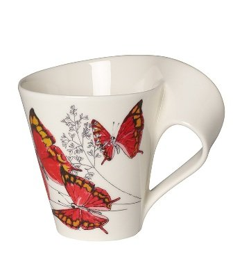 Villeroy and boch mugs new wave