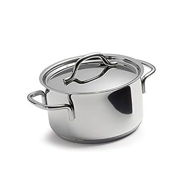Amazon.com: BK Cookware B5693.216 Profiline - Cacerola con ...