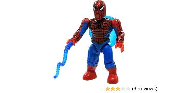 Mega Bloks - Marvel Micro Action Figure - Series 1 - SPIDERMAN