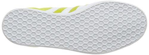 Da Adidas Unisex Met Scarpe Gazelle Ginnastica gold Giallo Adulto Lime unity white ERRfq