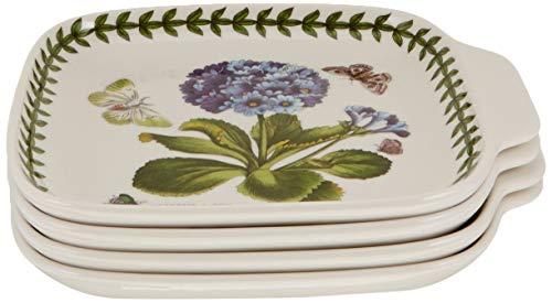 Portmeirion Botanic Garden Canape Dishes, Set of 4 ()