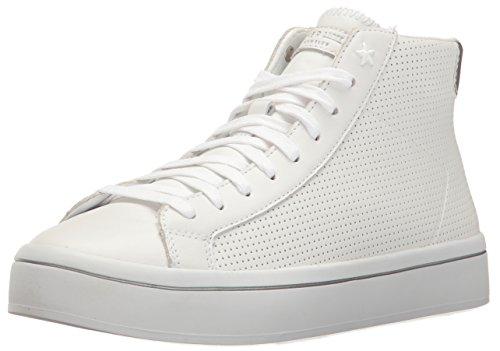 Skechers Bianco a Donna Alto Scarpe Dice No Colo Hi Lite qrwxrz8FX