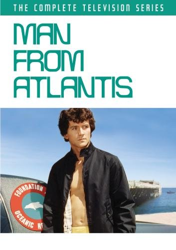 Man Atlantis Complete Television Remastered product image