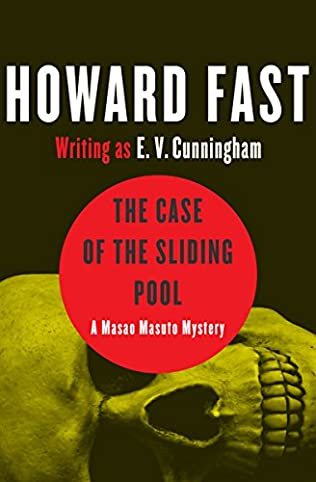 book cover of The Case of the Sliding Pool