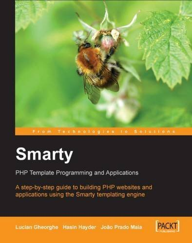 Smarty PHP Template Programming And Applications by Hasin Hayder (2006-04-30)