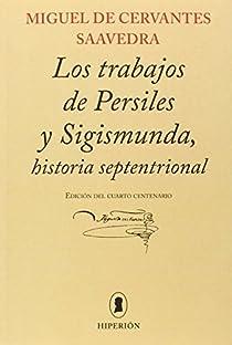 Los trabajos de Persiles y Sigismunda, par