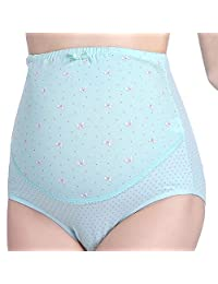 High Waist Adjustable Belly Support Pregnant Women Underwear Pants Can Be Underpants Cotton Big Size Underwear