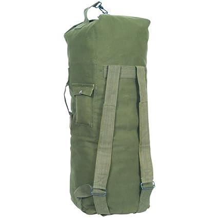 b18b6b53e041 Fox Outdoor Products Two Strap Duffel Bag