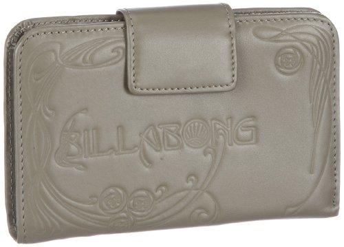 Billabong PAISLEY WALLET J9WL02BIS2, Damen Portemonnaies 15x10x4 cm (B x H x T) Grau (ELEPHANT GREY 511)