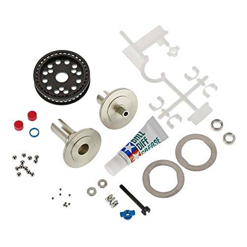 - Tamiya 54689 TA07 Aluminum Ball Differential Set- 37T