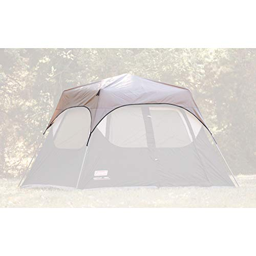 Coleman Instant Tent Rainfly|Outdoor Tent Rainfly Accessory for Bad Rainy Weather,4-Person