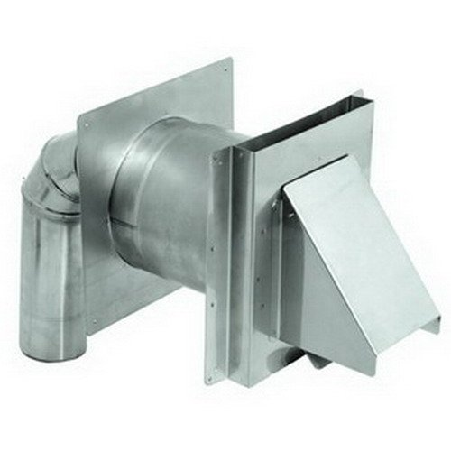 """ProTech DuraVent FSWMK4 FasNSeal 4"""" Wall Thimble with Ter..."""