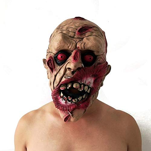 Halloween Mask Demon Parasite Zombie mask Latex Accoutrements Michael Myers Vampire Skull party Halloween scary terror masks horror mascaras latex realista -