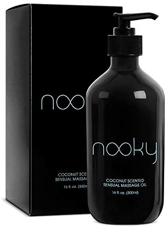 Nooky Coconut Fractionated Essential Massaging product image