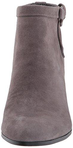 Ankle Black Bandolino Boot Suede Belluna Steel Women's rtxIAxwE
