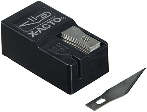 X Acto X411 15 Pack No. 11 Classic Fine Point Blades
