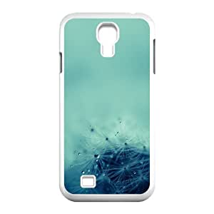 Welcome!SamSung Galaxy S4 I9500 Cases-Brand New Design Beautiful Dandelion Printed High Quality TPU For SamSung Galaxy S4 I9500 5 Inch -01