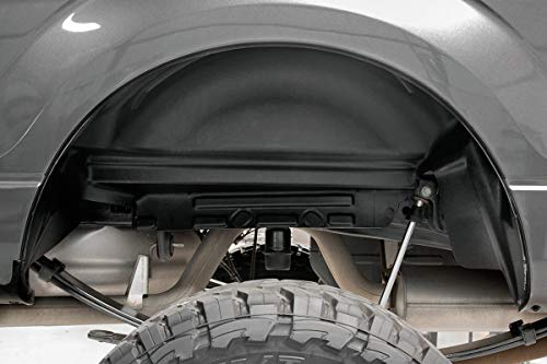 Rough Country Ford Rear Wheel Well Liners (17-18 F-250/350 for sale  Delivered anywhere in USA