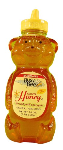 Busy Bee: Pure Clover Honey, 24 oz ()