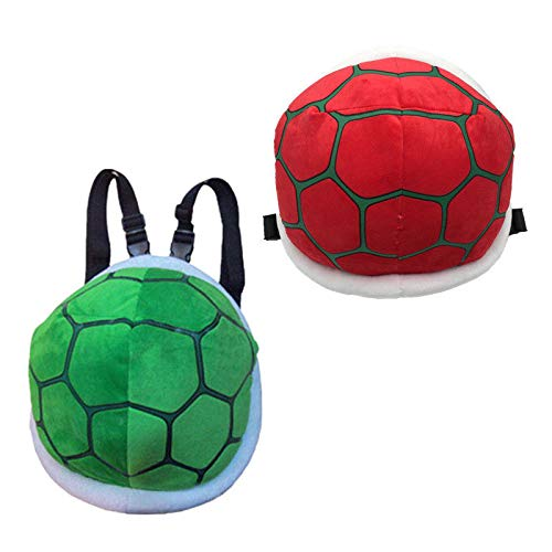 Cute Kids Baby Tortoise Shell Turtle Backpack Plush Bag,Perfect for School or Travel ()