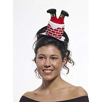 Amazon.com  Santa Chimney Hair Clip  Kitchen   Dining fdc7d080e54c