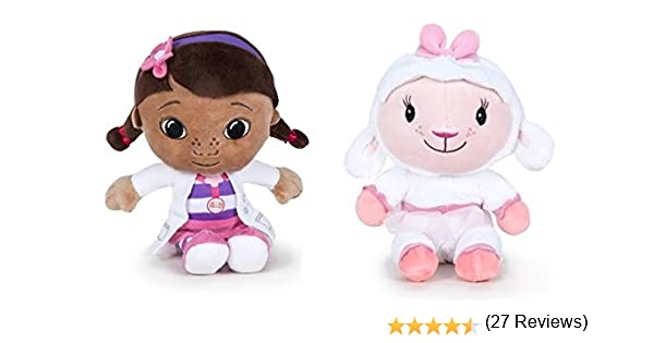 Dra juguetes - Pack 2 peluches Calidad super soft - Doctora ...