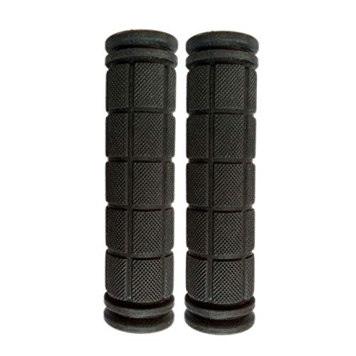 1 Pair Universal Bike Bicycle Handlebar Cover Grips Anti-Slip Soft Rubber Handlebar Cover Cycling Accessories