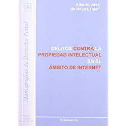 Delitos contra la propiedad intelectual en el ambito de internet / Intellectual Property Crime in the Area of Internet: Monografias De Derecho Penal / Criminal Law Monographs