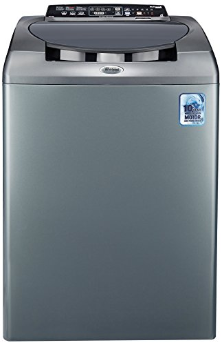 Whirlpool 8 kg Fully-Automatic Top Loading Washing Machine (Stainwash Ultra, Graphite)