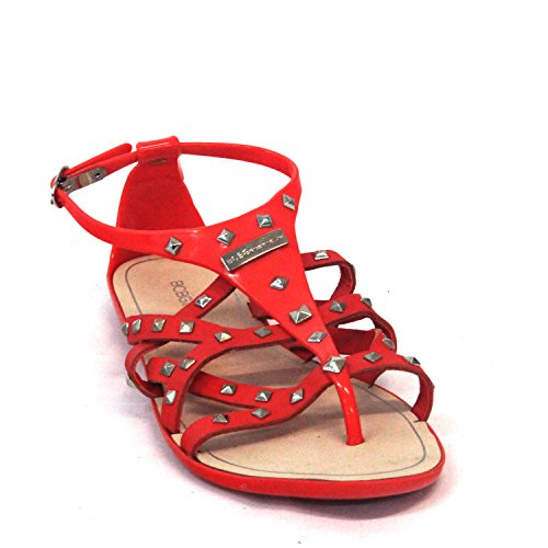 BCBGeneration Sandales gladiator jelly, taille 3 RRP £ 65