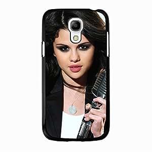 Hot Design Selena Gomez Phone Case Cover For Samsung Galaxy s4 mini Selena Gomez Luxury Pattern
