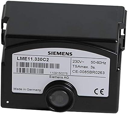 Siemens (landis) - Centralita de control LANDIS & GYR STAEFA - SIEMENS gas - LME 22 233A2 - : LME22 233C2
