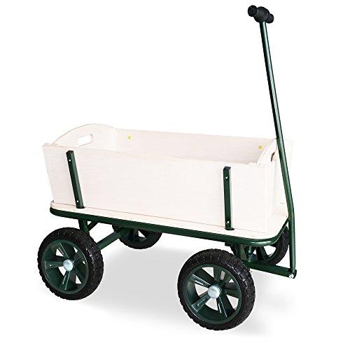 Habau Bollerwagen Kira, grün