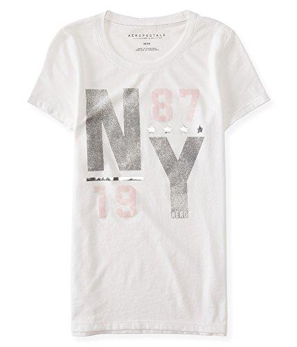 aeropostale-womens-ny-1987-star-graphic-t-shirt-2xl-bleach