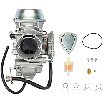 amazon com carburetor for polaris sportsman 500 4x4 ho 2001 2005 Polaris Outdoorsman 500 Carb 07