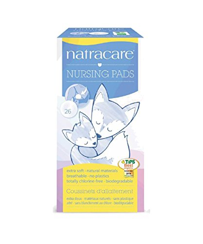 Natracare Nursing Pads Count Boxes product image