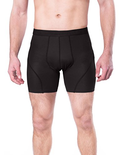 bike shorts men's padded amazon