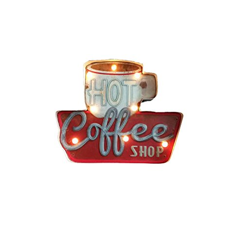 Coffee Cup Led Light - 4