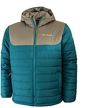 Men's Horstman Glacier Hooded Insulated Jacket